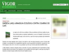 ECOspray no Portal Vigor Econ�mico